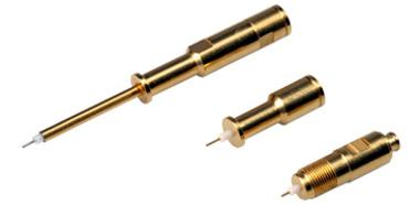 Componentes de radiofrecuencia para satélites Galileo