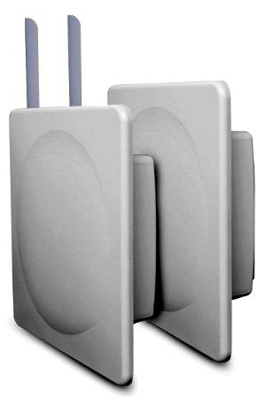 Puntos de acceso Wi-Fi combinados con radio backhaul