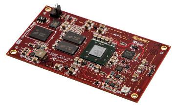 Módulo SOM de radio definida por software