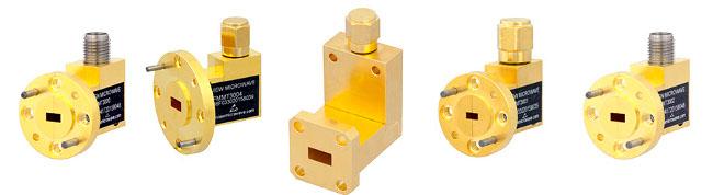 Detectores de guía-ondas