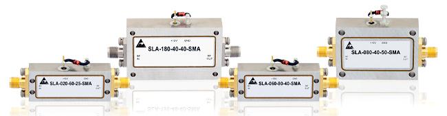Amplificadores limitadores de radiofrecuencia