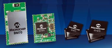Productos Bluetooth de baja energía para IoT
