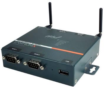Gateway Ethernet a HSPA+ para aplicaciones industriales