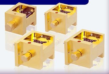 Mezcladores de frecuencia para guía ondas