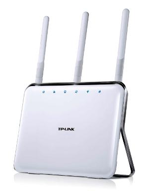 Router Gigabit de doble banda estándar
