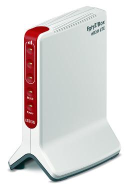 Router LTE multi banda