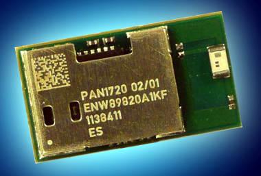 Módulo Bluetooth Smart con SoC