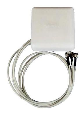 Antena plana para puntos de acceso