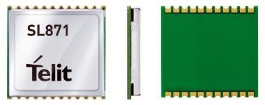 Módulo GNSS compatible