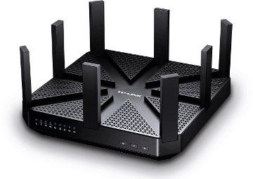 Router WiFi multibanda 802.11AD