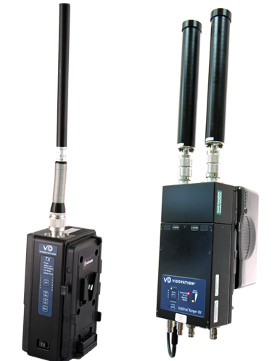 Sistemas de transmisión inalámbrica