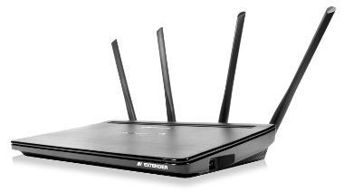 Extensor de alcance Wi-Fi