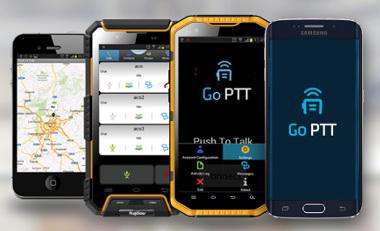 App Walkie-Talkie para smartphones