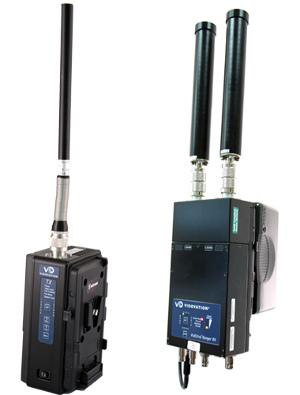 Transmisión wireless de gran alcance