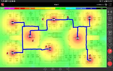 Software para diseño de despliegues Wi-Fi