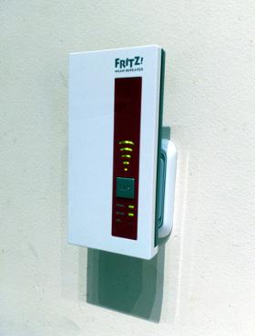 Repetidor inalámbrico Wi-Fi dual