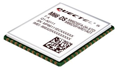 Módulo GSM GPRS quad-band