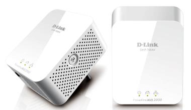 kit PLCs Powerline DHP-701AV