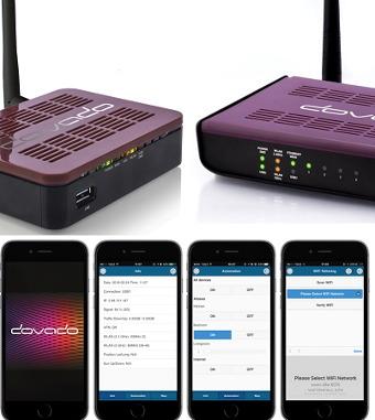 App para control de routers