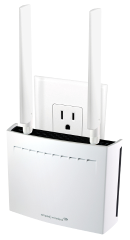 Extensor de cobertura Wi-Fi MU-MIMO