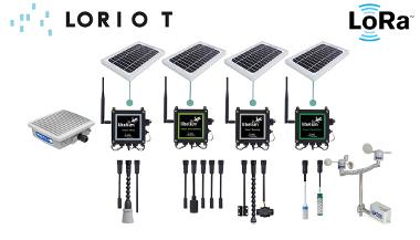 Kit IoT con conectividad LoRaWAN
