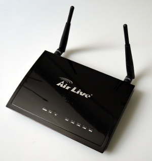 router MIMO 802.11