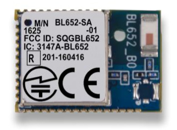 módulo Bluetooth Low Energy 4.2