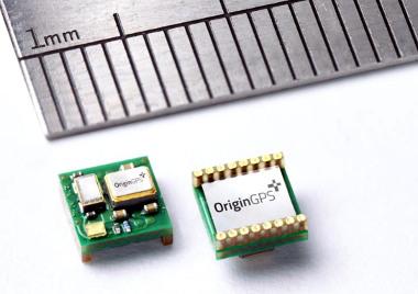 Módulos receptores ultra-pequeños GPS/GNSS