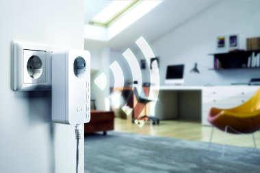 PLC-Powerline WiFi