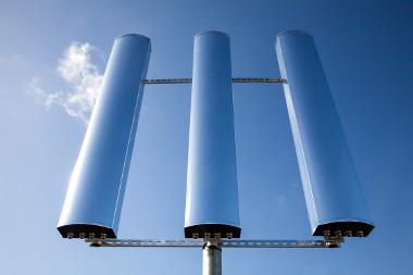 Camuflaje de antenas mediante láminas