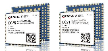 Módems LTE para la IoT
