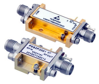 Phase shifters de hasta 18 GHz