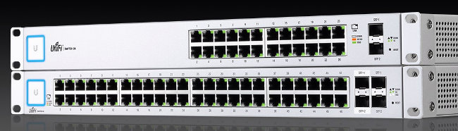 switches Ethernet gestionados