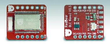 Tarjeta de desarrollo BLE para IoT