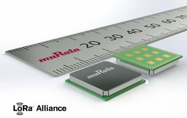 módulo LoRa para M2M e IoT