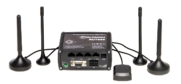 router 4G LTE dual SIM