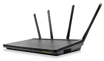 Router MU-MIMO