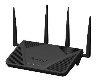 Router inteligente con VPN