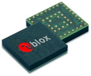 Módulo multi GNSS ultra pequeño