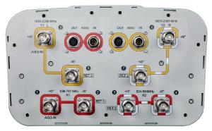 Antenas de ocho puertos para LTE