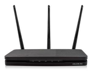 Extensor de alcance Wi-Fi tribanda