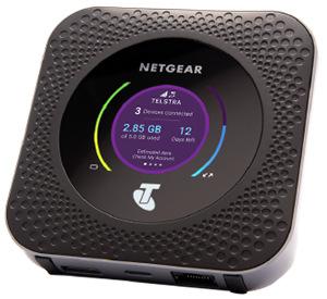 Router móvil Gigabit LTE