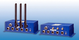 Router robusto industrial