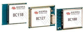 Módulos de corto alcance Bluetooth y Wi-Fi
