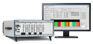 Software de prueba para la norma IEEE 802.11ax