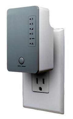 Extensores Wi-Fi configurables
