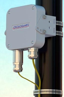 Solución síncrona PTP y GNSS