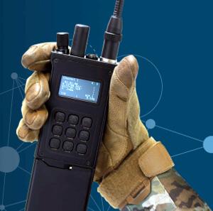 Radio táctica de nueva generación