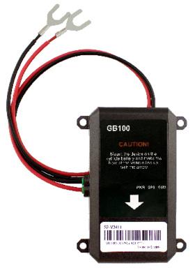 GPS preciso para montaje en la batería del vehículo