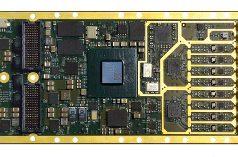 Módulo I/O XMC PCI Express para MIMO y radares